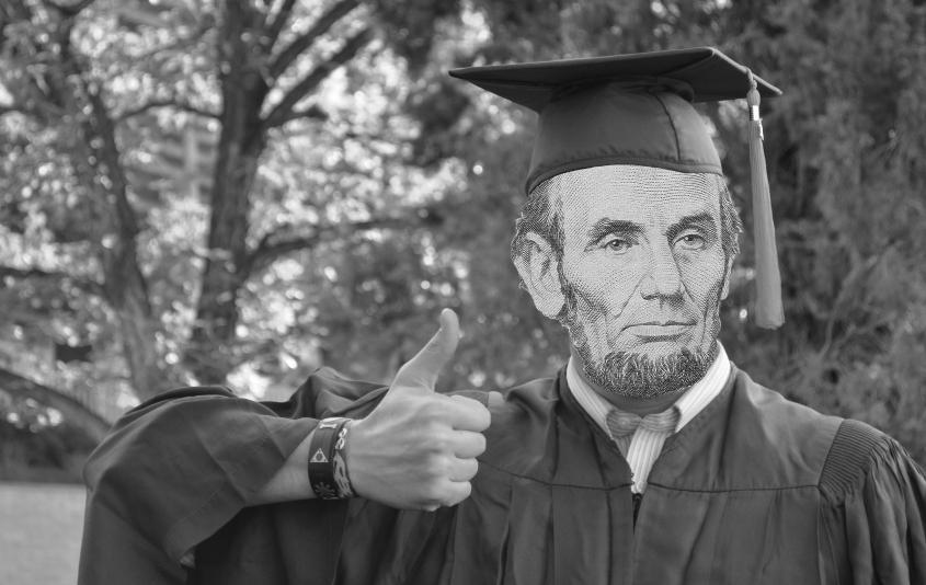 Abe_graduating